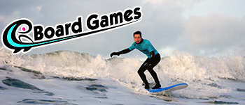 Surfing and Stand Up Paddle Boarding with Board Games Surfing