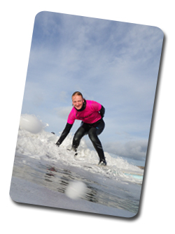 Libby Chivers - Stand up Paddle Boarding with children in North Pembrokeshire Wales, Board Games Surfing