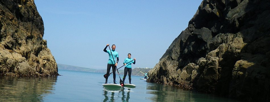 Families- Fun for all the family. Minimum age is 8 years, virtually anyone can take part, young or old before long we'll have you in the Pembrokeshire waves cruising on a board! Stags/Hens- Surfed before or never been near a wave...fun for all, we can run a half day surf or stand up paddle board session as part of a weekend away in Wales before you hit the beers! Disabled- We provide surf sessions for all, so if you have any concerns give us a call, if you want to have a go, we will do our best to get you out there on a board. Groups- If you have a group of you that want to book a private surf of stand up paddle board session we can tailor it to exactly what you would like to do, so don't delay give us a call and we can chat through all the options! Kids- We take kids from age 8 and older teenagers. If they are at all worried then no problem we will make sure their surf experience in Wales is memorable and have them wanting to come back for more!