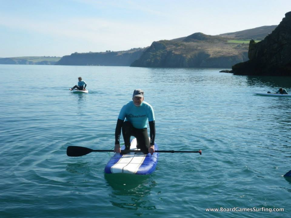 SUP Paddle Boarding Pembrokeshire