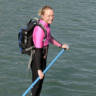 Libby Chivers - Director Board Games Surfing Ltd