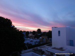 Final sunrise over the sleepy rooftops, Morocco Adventures