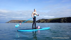 Warm November SUP fun