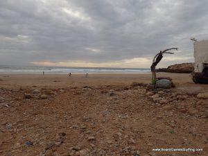 Morocco Beach views