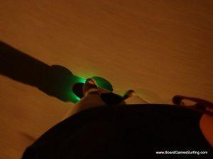 Night skating in Morocco