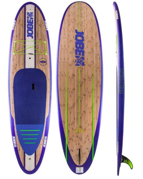 Jobe Ventura 10'6 Bamboo Paddle Board