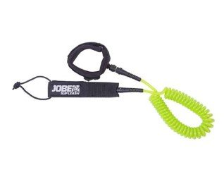 Jobe SUP leash coiled 10ft